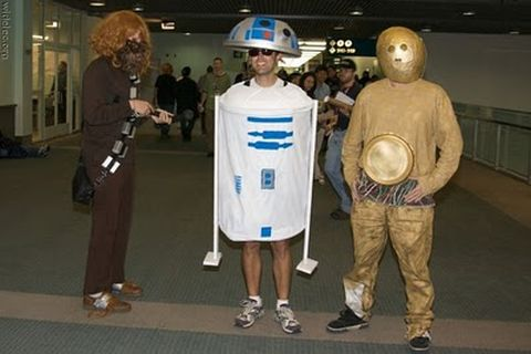 costume d'Halloween Star Wars